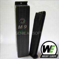WE Airsoft Beretta M9/M92 Extended Gas Magazine 50RD